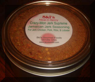 Mark Gryniewski - Jamaican Jerk Rub Seasoning